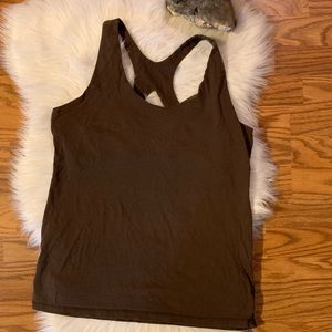 Synergy Organic Workout Top - Size L (NWOT)